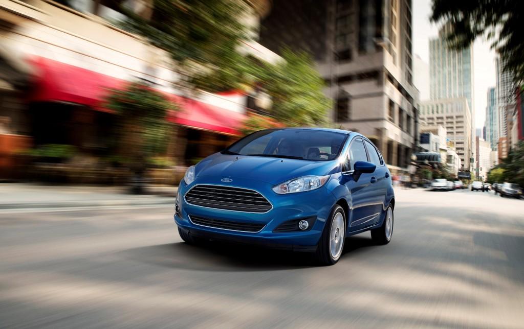 Ford Việt Nam tăng trưởng 33% trong tháng 5