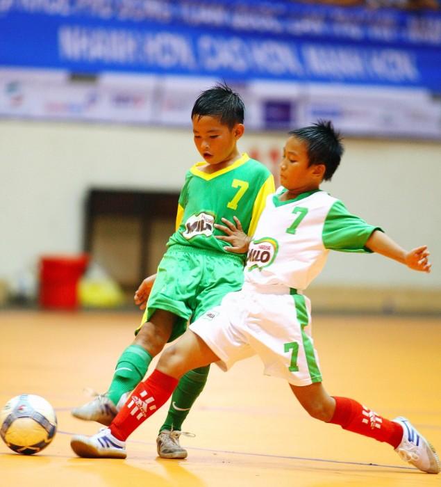 32 đội tham gia Chung kết Giải bóng đá hội khoẻ Phù Đổng