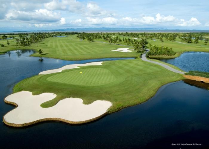 BRG Golden Hattrick dành cho các hội viên của BRG Golf