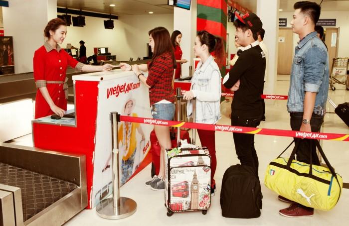 Bay Hàn Quốc, Myanmar giá vé 0 đồng cùng Vietjet