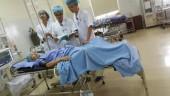 Phẫu thuật khối U thành công cho một bệnh nhân 62 tuổi