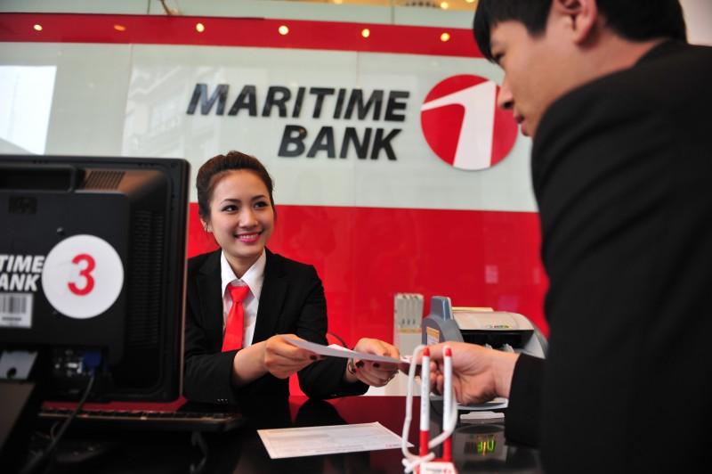 Maritime Bank được xếp hạng cao tại thị trường Việt Nam