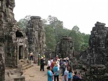 Campuchia đang hút khách du lịch