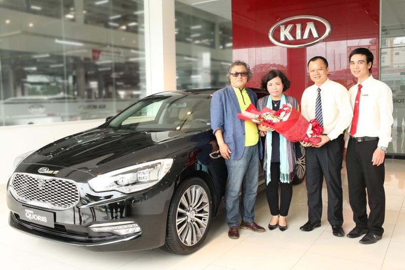 Hơn 14.000 xe Kia được bán ra trong tháng 6