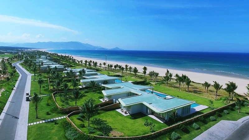 can canh flc luxury hotel quy nhon truoc ngay khanh thanh