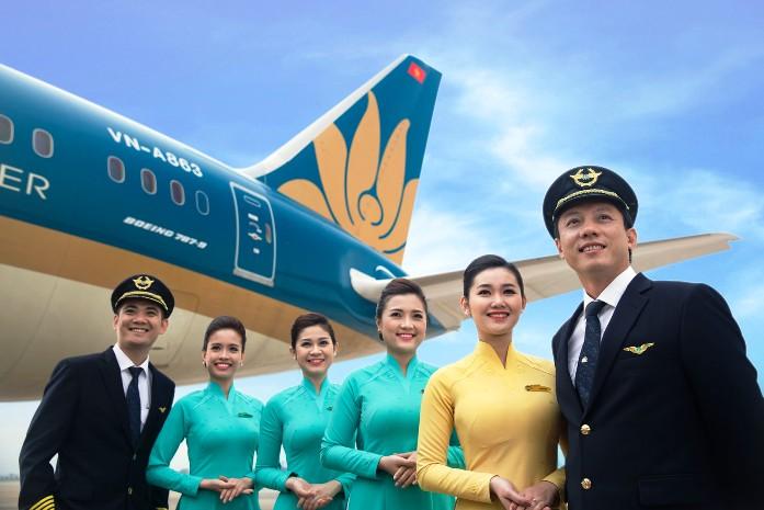 Không phải VietJet Air, Vietnam Airlines mới chậm chuyến nhiều