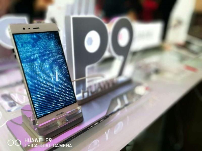 Huawei: Tăng trưởng vượt bậc với doanh số ấn tượng