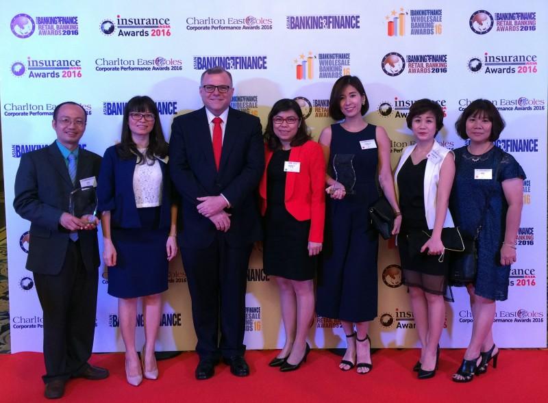 BIDV nhận giải Công nghệ thông tin và Mạng xã hội