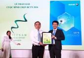Bảo Việt đạt Giải Đặc biệt trong cuộc Bình chọn Báo cáo thường niên 2016