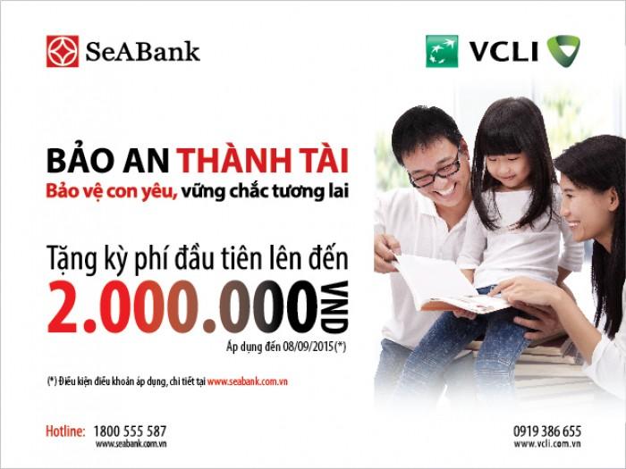 Tham gia Bảo an thành tài cùng Seabank