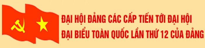 Dự thảo BCCT Đại hội XVI Đảng Bộ Thành phố Hà Nội
