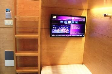 Nhà ga T2 Nội Bài 20 đưa vào sử dựng hộp ngủ tại tầng 2