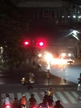 Nổ bom ở trung tâm Bangkok, ít nhất 19 người chết
