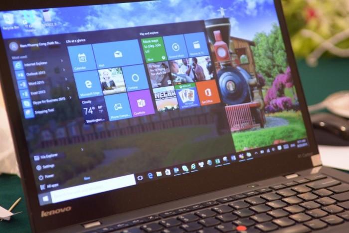 Trải nghiệm giải pháp nâng cao hiệu suất làm việc cùng Windows 10