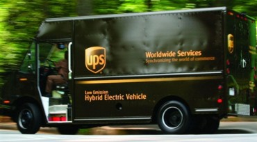 UPS đạt mục tiêu 1 tỉ dặm đường bằng nhiên liệu sạch