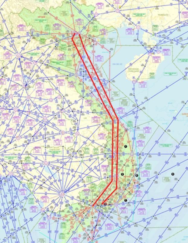 Hàng không: Khai thác đường bay cao tốc Bắc-Nam