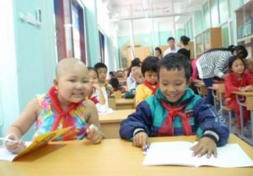 Có một lớp học mang tên Hy vọng