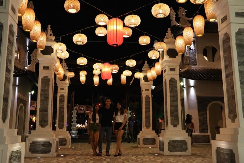 Asia Park tổ chức lễ hội đèn lồng chào đón trung thu