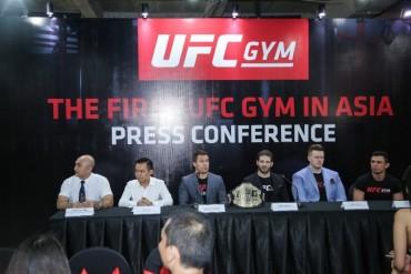 Tập đoàn CMG.ASIA khai trương UFC Gym® đầu tiên ở thị trường Châu Á