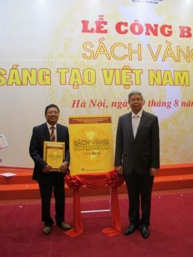 """""""Vua kè"""" vinh dự nhận Giải thưởng Hồ Chí Minh 2016"""