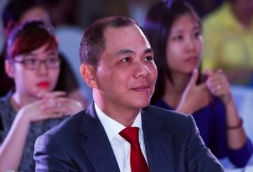 Những gương mặt doanh nhân Việt được thế giới vinh danh