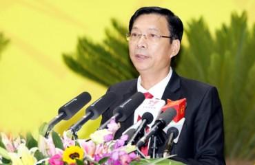 Ông Nguyễn Văn Đọc tiếp tục giữ chức Bí thư Tỉnh ủy Quảng Ninh