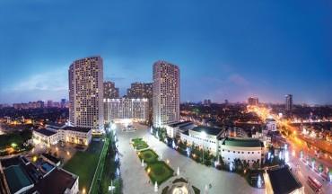 Vinhomes là thương hiệu bất động sản giá trị nhất Việt Nam 2015