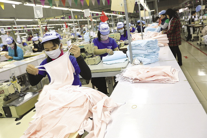 Tăng trưởng tích cực từ thị trường việc làm