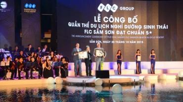 Vinh danh quần thể Resort 5 sao nhiều bể bơi nhất Việt Nam