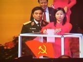 Đại hội Đảng bộ TP Hà Nội bầu BCH khóa XVI