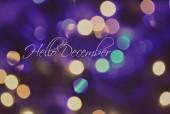 Chào Tháng Mười Hai