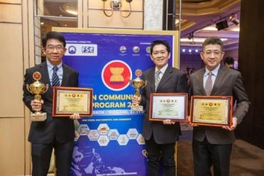 """SCG nhận danh hiệu """"Thương hiệu được yêu thích ASEAN"""""""