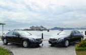 Mercedes-Benz S 400 đã có mặt tại Vinpearl Ha Long Bay Resort