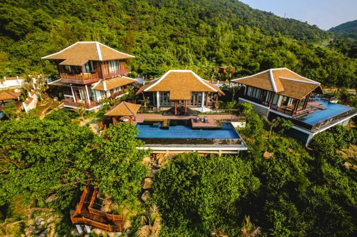 """InterContinental Danang Sun Peninsula Resort lần thứ hai được vinh danh """"Sang trọng bậc nhất thế giới"""""""