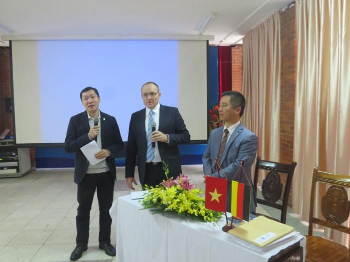 Gần 200 ứng viên tham dự Hội thảo: 'Du học nghề Đức – Con đường mới cho học sinh Việt'