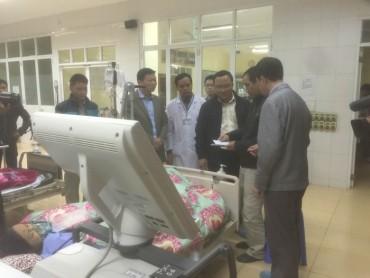 Khẩn trương khắc phục hậu quả vụ TNGT đặc biệt nghiêm trọng tại Vĩnh Phúc