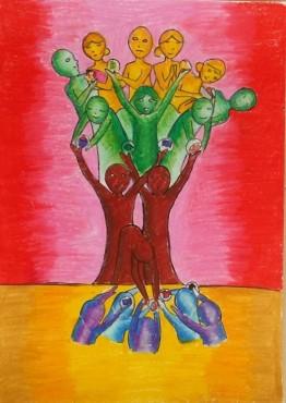 Học sinh Vinschool đạt giải Nhì cuộc thi sáng tác poster toàn cầu