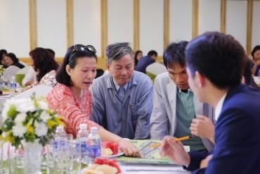 FLC Eco House Long Biên hút khách ngày đầu mở bán