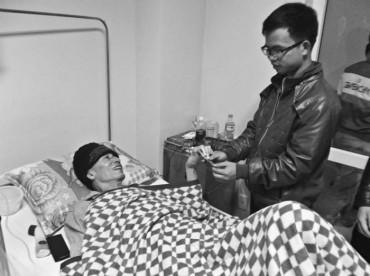 Tết cho bệnh nhân: Ấm lòng người ở lại!