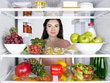 """Những nguyên tắc """"vàng"""" bảo quản thực phẩm trong tủ lạnh"""