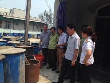 Hà Tĩnh: Xử phạt hơn 40 triệu đồng vi phạm ATTP
