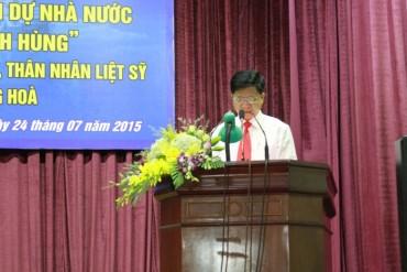 """UBND Huyện Ứng Hòa: Sáng ngời đạo lý """"Uống nước nhớ nguồn"""""""