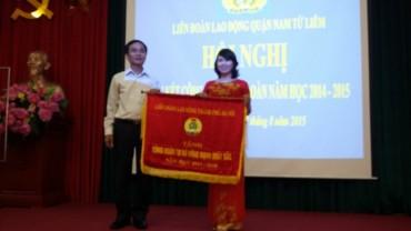 LĐLĐ quận Nam Từ Liêm: Đưa công tác công đoàn với trường học