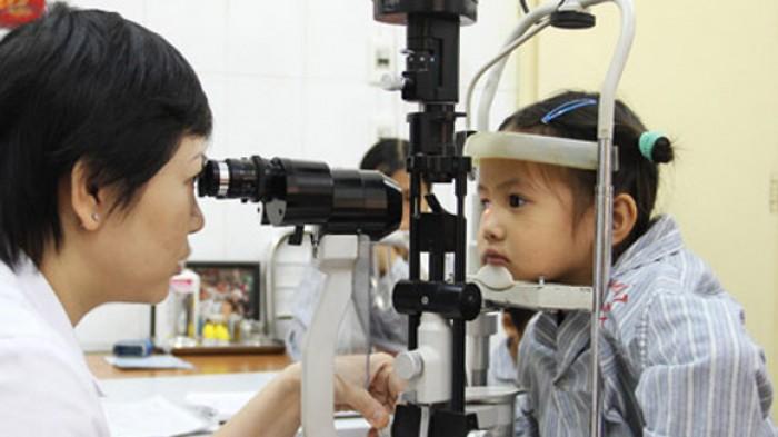 Mít tinh hưởng ứng Ngày thị giác thế giới năm 2015