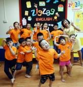 Khai trương trung tâm ZigZag English