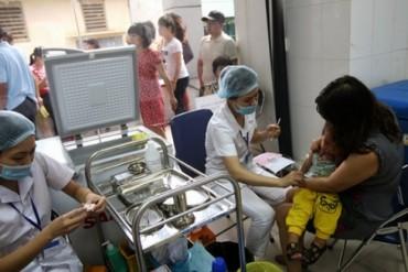 Khoảng 2,5 triệu trẻ em được cứu sống mỗi năm nhờ tiêm chủng