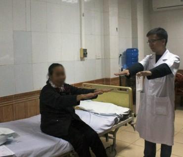 Niềm vui cho bệnh nhân Parkinson