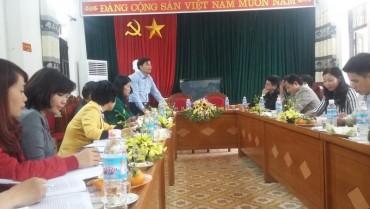LĐLĐ huyện Ứng Hòa luôn sát cánh cùng người lao động