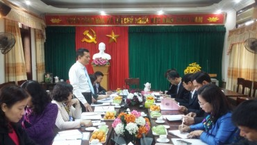 LĐLĐ huyện Thường Tín: Thực hiện tốt quy chế phối hợp