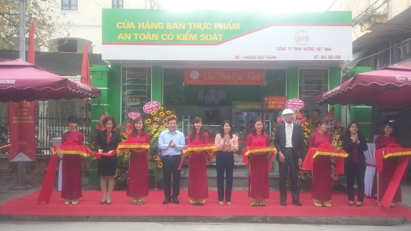 Hà Nội: Thêm điểm cung cấp thực phẩm sạch
